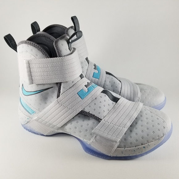 buy popular 44285 ec9e4 Nike Lebron Soldier X Flyease Basketball Shoes 12